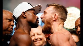 Best Staredowns in Fighting History | UFC, MMA, & Boxing
