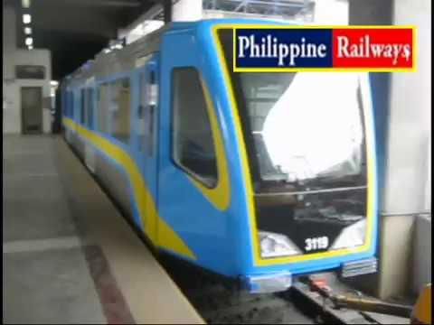 MRT-3 Dalian and UNIMOG at Taft Avenue Station (Part 1)