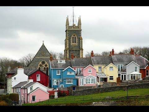 Places to see in ( Aberaeron - UK )
