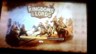 how to hack kingdoms and lords (200 diamons) Nokia X6 only