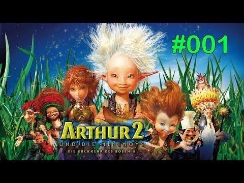 Let´s Play Arthur und die Minimoys 2 Die Rückkehr des Bösen M Part 1 Reloaded (HD)