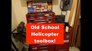 Helicopter Engineer's Toolbox tour