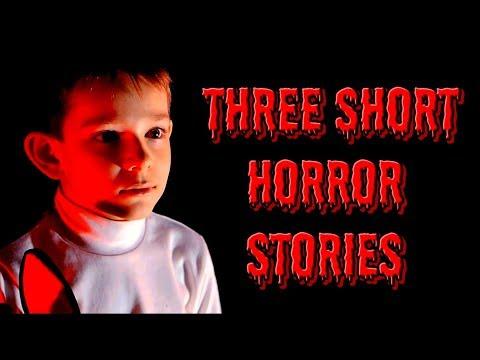[Creepypasta Reading] 'Three Short Horror Stories' (grimdark)