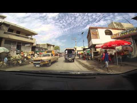Driving Haiti PaP Jacmel