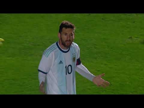 Argentina-Nicaragua: Lo mejor de Messi en San Juan