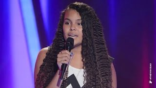 Mi-Kaisha Sings Brokenhearted Girl | The Voice Kids Australia 2014