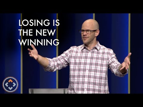 Losing Is The New Winning | RODNEY ANDERSON