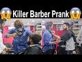 Killer Barber Prank in Pakistan | haha very funny