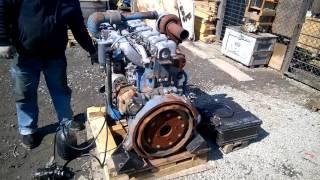 Запуск двигателя D6AC-C1 D6AZ-C4 Hyundai Robex 3700LC7 с замерами давления масла(Автобус/Легковой/Грузовик/ Hyundai: Grace - D4BF D4BA D4BX.С электронным ТНВД, с механическим ТНВД. Starex - D4BH D4BB D4BF D4CD 145..., 2016-03-30T02:31:59.000Z)