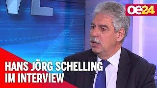Fellner! Live: Hans Jörg Schelling im Interview
