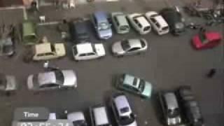 Авто приколы девушки за рулем