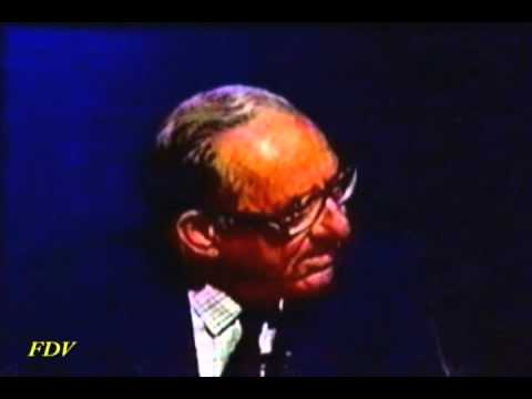 Former Prime Minister of Malta Dom Mintoff and  Fred part 3