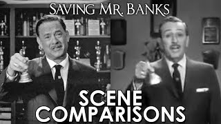 Saving Mr. Banks (2013) - scene comparisons
