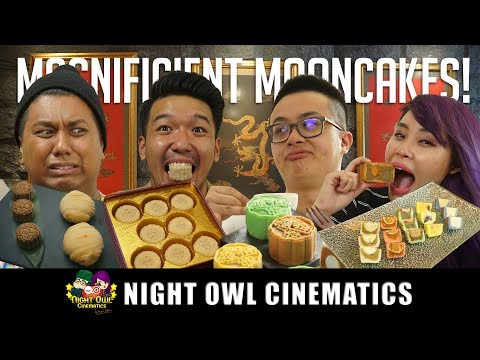 Food King Singapore: Magnificent Mooncakes!