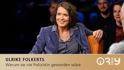 Ulrike Folkerts darüber, warum sie niemals Polizistin geworden wäre // 3nach9