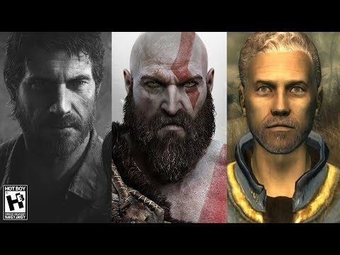 Dads in Video Games