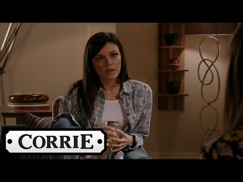 Kate Wonders If She's Doing The Right Thing - Coronation Street