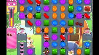 Candy Crush Saga level 813 (3 star, No boosters)