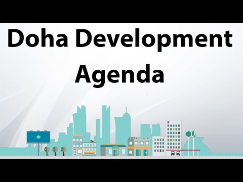 Doha Development Agenda of the World Trade Organisation - Has the WTO failed poor countries ?