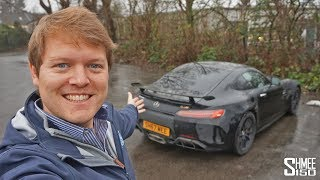 Driving My AMG GT R 500 Miles Home For Christmas! | VLOG