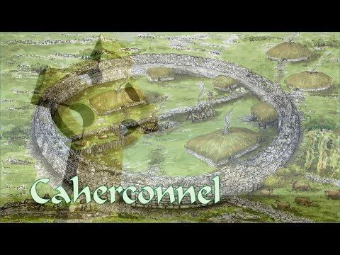 About Early Medieval Ireland and Caherconnel Ringfort
