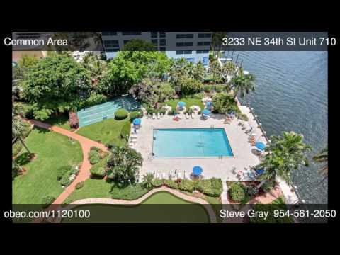 3233 NE 34th St Unit 710 Fort Lauderdale FL 33308 - Steve Gray - Better Homes  Gardens