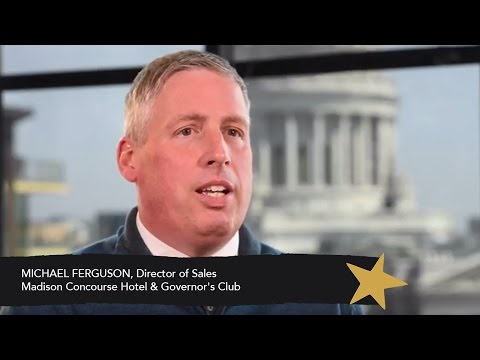 Michael Ferguson, Director of Sales at The Madison Concourse Hotel and Governor's Club streaming vf