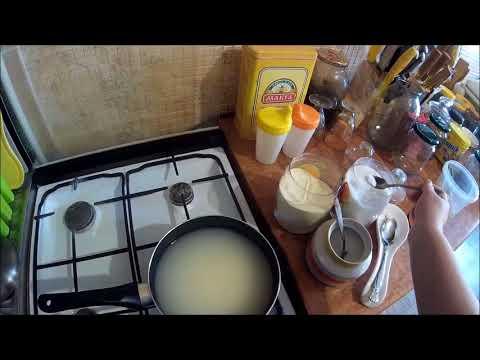 Как приготовить манную кашу на воде