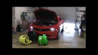 2010 Camaro SS With F1-C Procharger Supercharger