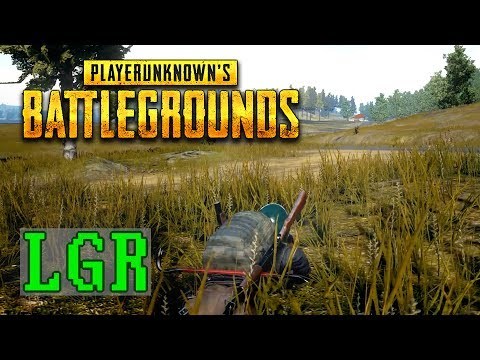 LGR - Thoughts On PlayerUnknown's Battlegrounds