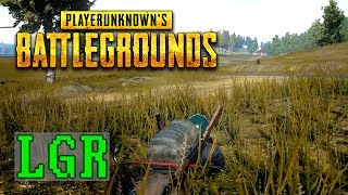LGR – Thoughts On PlayerUnknown's Battlegrounds