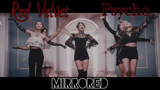 Gambar cover [Mirrored] Red Velvet 레드벨벳 'Psycho' Performance Video (Instrumental)