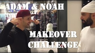 Adam & Noah - Makeover Challenge
