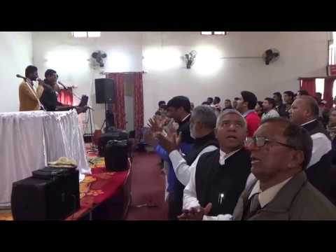 Pastors Conference - Myanmar and India Feb 2017