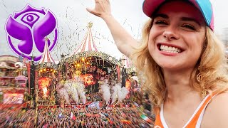 CUMPLO MI MAYOR SUEÑO: Ir a Tomorrowland 🔥| Marina Yers