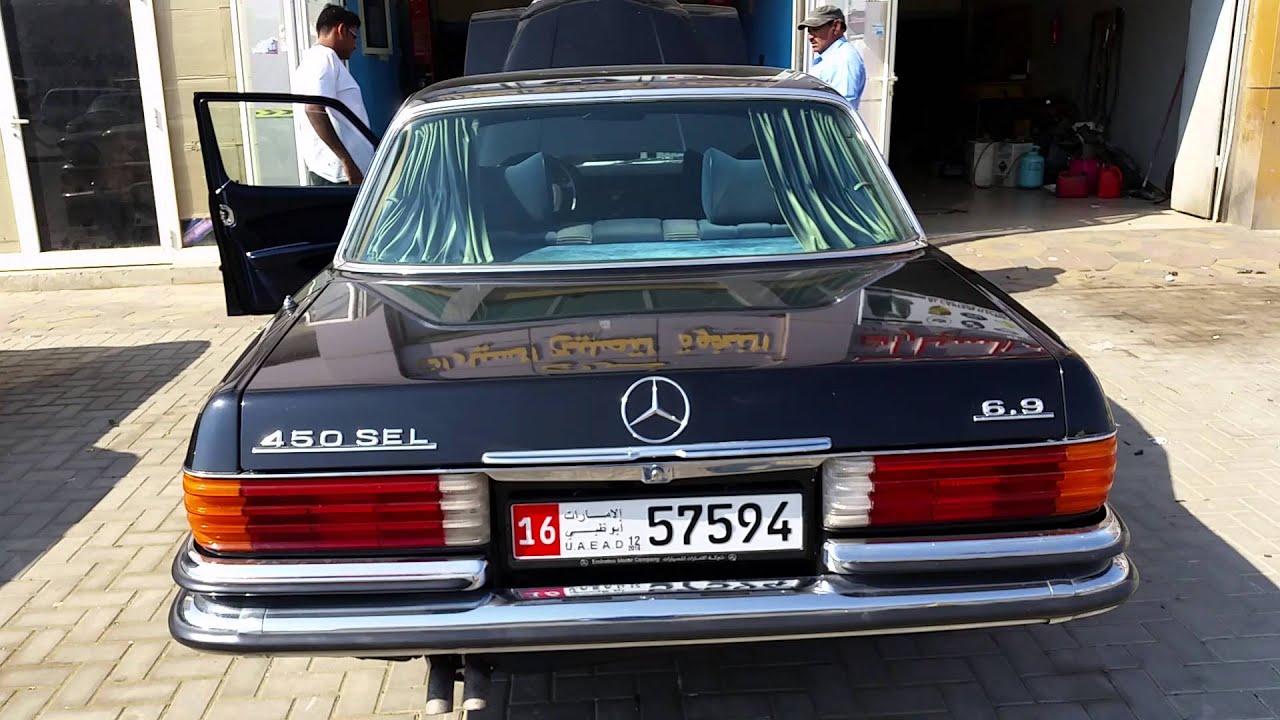 Maxresdefault on Mercedes Benz 450sel 6 9