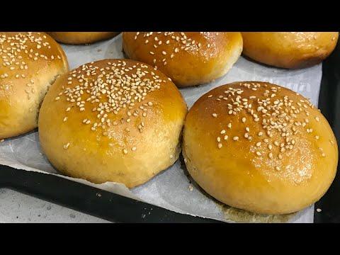 Burger buns recipe homemade burger buns recipe