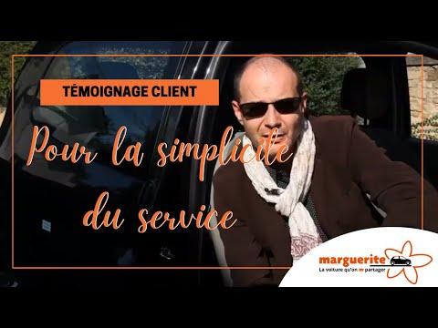 L'autopartage pour la simplicité du service | marguerite autopartage