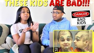 10 Most Dangerous Kids in the World REACTION!!!