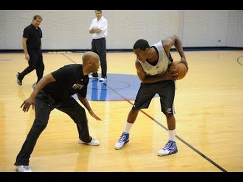Fun Cardio Workout On The Basketball Court - YouTube