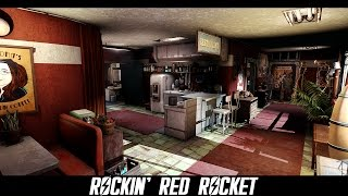 Fallout 4 Mods Rockin Red Rocket by Elianora