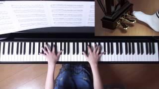 カノン ピアノ ヨハン・パッヘルベル (ぷりんと楽譜・上級、 採譜者:斎藤 雅広 )