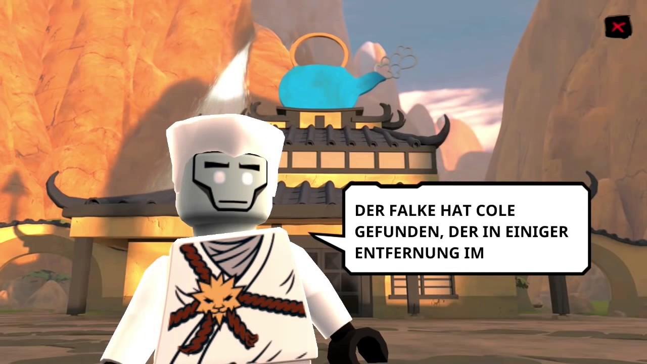 Legoninjago Deutsch