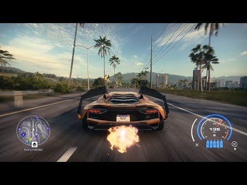 Need For Speed Heat – Unreleased Lamborghini Aventador K.S Edition