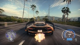 Need For Speed Heat - Unreleased Lamborghini Aventador K.S Edition