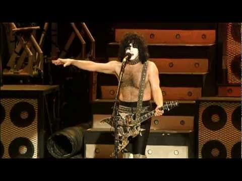 Kiss Rock The Nati  Part1