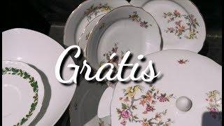 Lindas porcelanas de gra¢a nas ruas da Suí¢a!  ≠27