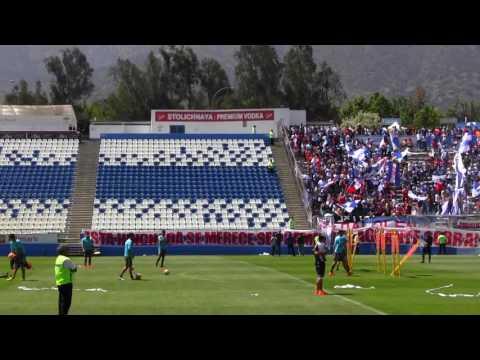 Universidad de Chile y U. Católica protagonizan en el Nacional el clásico estudiantil 189 from YouTube · Duration:  2 hours 25 minutes 30 seconds