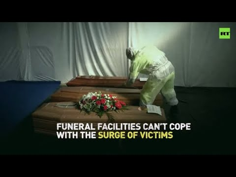 COVID-19 | Italian funeral services don't cope with surge of victims