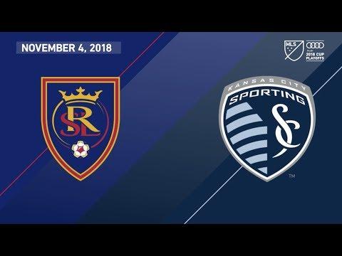 HIGHLIGHTS: Real Salt Lake vs. Sporting Kansas City  | November 4, 2018